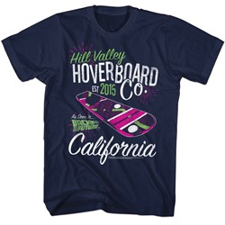 Back To The Future - Mens Hoverco T-Shirt