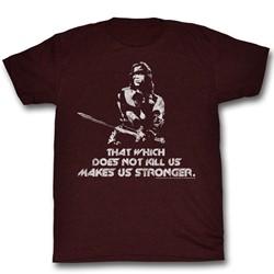Conan - Mens Stronger T-Shirt
