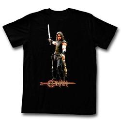 Conan - Mens It'S A Weasel? T-Shirt