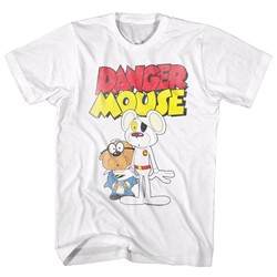 Danger Mouse - Mens Danger T-Shirt