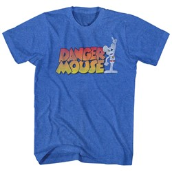 Danger Mouse - Mens Mouse To The Rescue T-Shirt