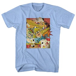 Danger Mouse - Mens Good Grief T-Shirt