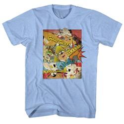 Danger Mouse - Mens Good Grief T-Shirt