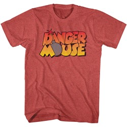 Danger Mouse - Mens Danger Bomb T-Shirt
