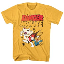 Danger Mouse - Mens Boom T-Shirt