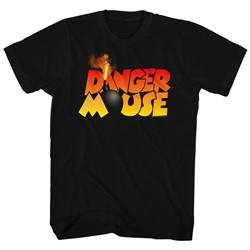 Danger Mouse - Mens Da Bomb T-Shirt