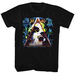 Def Leppard - Mens Hysteria T-Shirt