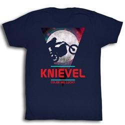 Evel Knievel - Mens Stratosphere T-Shirt
