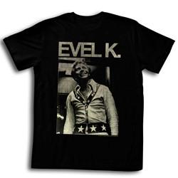 Evel Knievel - Mens Evel K T-Shirt