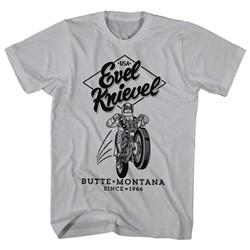 Evel Knievel - Mens Jump T-Shirt