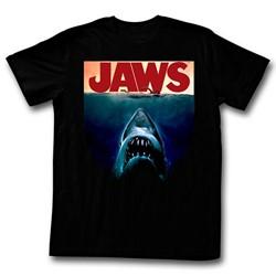 Jaws - Mens Poster Again T-Shirt