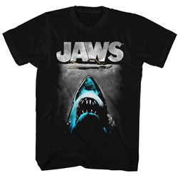 Jaws - Mens Lichtenstein T-Shirt