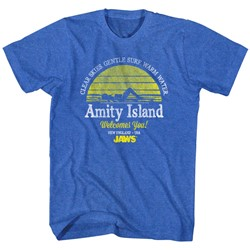 Jaws - Mens Clear Skies T-Shirt