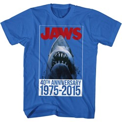 Jaws - Mens Forty T-Shirt