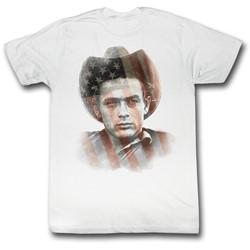 James Dean - Mens Murican T-Shirt