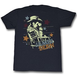 James Dean - Mens Cowboy T-Shirt