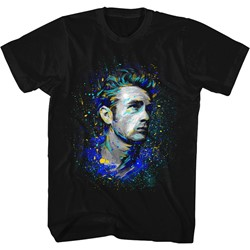 James Dean - Mens Fishy T-Shirt