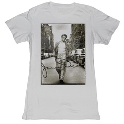 James Dean - Womens Strut T-Shirt