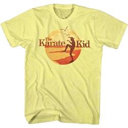 Karate Kid - Mens Sunset Kid T-Shirt
