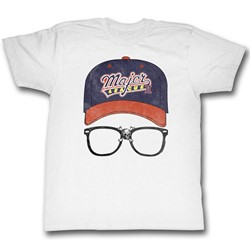 Major League - Mens Logocap T-Shirt