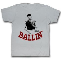 Major League - Mens Ballin T-Shirt