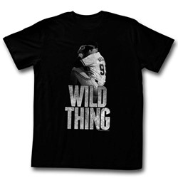 Major League - Mens Wild Thing T-Shirt