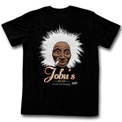 Major League - Mens Jobu'S Rum T-Shirt