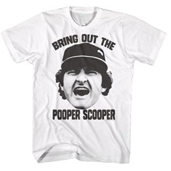 Major League - Mens Scooper T-Shirt