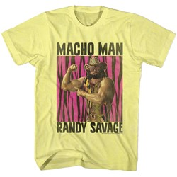 Macho Man - Mens Randy Savage T-Shirt
