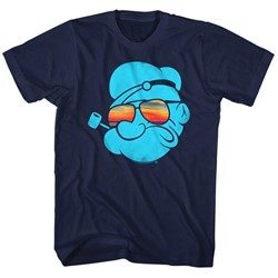 Popeye - Mens Aviators T-Shirt