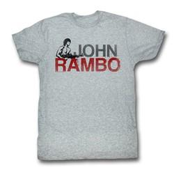 Rambo - Mens Jonbo T-Shirt