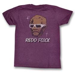 Redd Foxx - Mens Stars T-Shirt