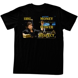 Scarface - Mens Monpowres T-Shirt