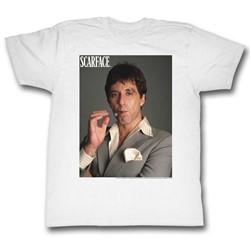 Scarface - Mens Smokin' T-Shirt