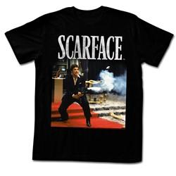 Scarface - Mens Hello Friend T-Shirt