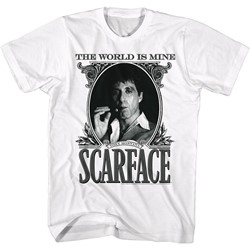 Scarface - Mens Dollarface T-Shirt