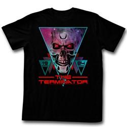 Terminator - Mens Space Face T-Shirt