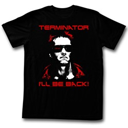 Terminator - Mens Same Ol' T T-Shirt