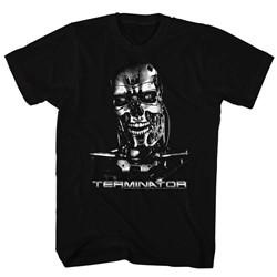 Terminator - Mens Chrome T-Shirt
