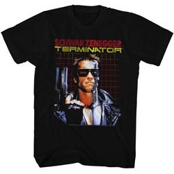 Terminator - Mens Grid T-Shirt