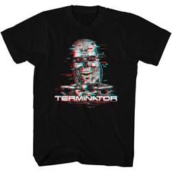 Terminator - Mens Glitch T-Shirt