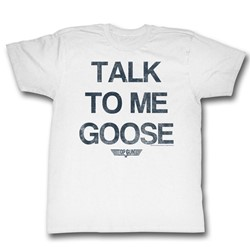 Top Gun - Mens Talk Goose T-Shirt