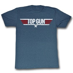 Top Gun - Mens Logo T-Shirt
