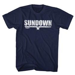 Top Gun - Mens Sundown T-Shirt