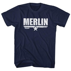 Top Gun - Mens Merlin T-Shirt