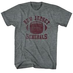Usfl - Mens Generals T-Shirt