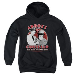 Abbott & Costello - Youth Bad Boy Pullover Hoodie