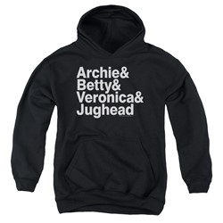 Archie Comics - Youth Ampersand List Pullover Hoodie