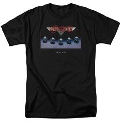 Aerosmith - Mens Rocks T-Shirt