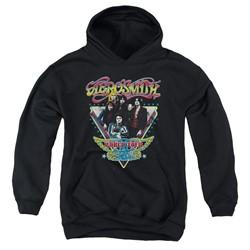 Aerosmith - Youth Triangle Stars Pullover Hoodie